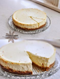 the ultimate cheesecake | recipe | florence food, tyler florence