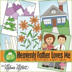 Heavenly Father Loves Me Talk