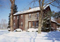 Mormon Pioneer National Historic Trail, Illinois to Utah - Joseph Smith, Jr.'s house in Nauvoo, Illinois