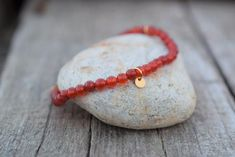 Gifts For Wife, Gifts For Friends, Coin Bracelet, Gold Coins, Crystal Bracelets, Carnelian, Stretch Bracelets, Best Gifts, Beads