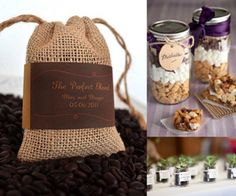 """coffee - """"A Perfect Blend""""  //  s'mores in a jar - Golden Grahams, chocolate chips, mini marshmellows"""