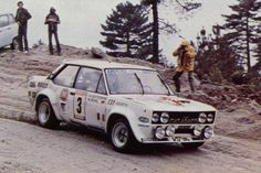 Rhorl Geistdorfer TOUR de CORSE 1980
