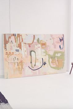 Neutral Art, Cool Paintings, Art Studies, Whimsical Art, Love Art, Textile Art, Art Pictures, Creative Art, Art Inspo