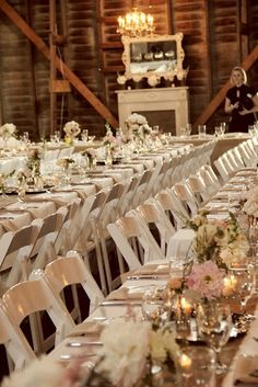 How can you not love barn weddings. Vintageemporiumrentals.com
