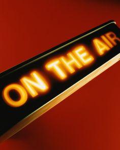 Image result for radio live sign