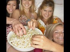 muslim way to make popcorn