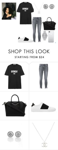 """""""bab"""" by thenewclassic-278 on Polyvore featuring Givenchy, Frame and Rolex"""