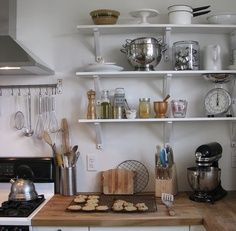 See a design or look that you like?  Chances are we can help!  Our focus is kitchen furniture and accessories, and our sweet spot is anything and EVERYTHING made of butcher block.  #butcherblock #kitchencounter #kitchen #homedesign #cooking #foodrecipe