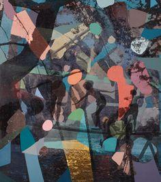 Hexagon Monkey Puzzle - Adrienne Millwood Monkey, Puzzle, Painting, Art, Art Background, Jumpsuit, Puzzles, Painting Art, Kunst