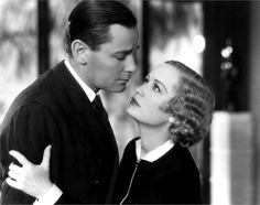 Herbert Marshall & Miriam Hopkins in Trouble in Paradise (1932)