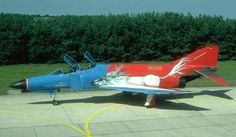 """Die F-4F """"Phantom"""" - Das neue Arbeitspferd der Luftwaffe"""