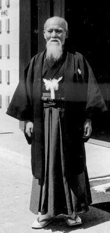 PARTAGE OF O SENSEI UESHIBA MORIHEI FOUNDER OF AIKIDO........ON FACEBOOK...........