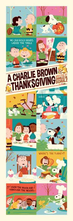 A Charlie Brown Thanksgiving - Standard Edition