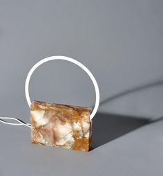 Le meilleur du Salon de Milan 2017 : Voie Light -The Stone Edition, Sabine Marcelis (Bloc studios)