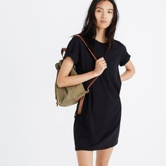 Pocket Tee Dress : dresses & skirts | Madewell