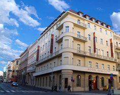 Prague Hotel Sonata