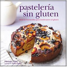 """Read """"The Gluten-free Baker Delicious baked treats for the gluten intolerant"""" by Hannah Miles available from Rakuten Kobo. Baking is the most difficult aspect of the gluten-free diet to overcome, but using clever substitutes and ingenious baki. Gluten Free Diet, Gluten Free Baking, Gluten Free Recipes, Food Cakes, Lemon Polenta Cake, Tapas, Christmas Food Gifts, Perfect Pizza, Pecan Cake"""