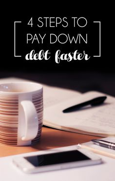 steps to pay down debt