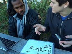 Homeless coder prevails over skeptics — releases mobile app to get offthestreets