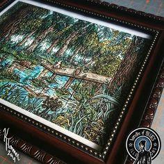 Solitude, Original Artwork, Ink, Frame, Prints, Instagram, India Ink, Frames