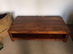 Oak Entertainment Units and TV Stands