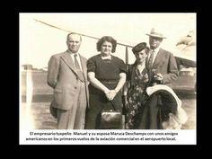 Se cumplieron 91 años del vuelo México-Tuxpan-Tampico, el primer vuelo de la…