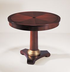 33012 // Decca // Traditional Collection // Antique Table