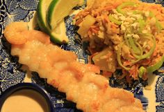 Healthy Easy & Delicious: Prawn Skewers with Pineapple Fried Rice and Hot Dipping Sauce