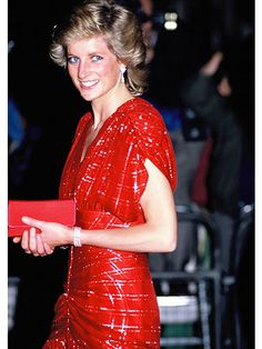 Princess Diana's 20 Best Style Moments