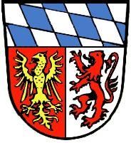U.S. Army Aschaffenburg Germany   Coat of Arms of Landsberg district