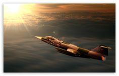 f104 starfighter jet