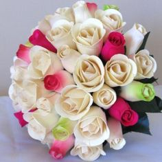 Half blooming white wooden roses have always been synonymous with purity and virtue. Wooden Roses, Everlasting Love, Bloom, Create, Flowers, Wedding, Valentines Day Weddings, Weddings, Royal Icing Flowers