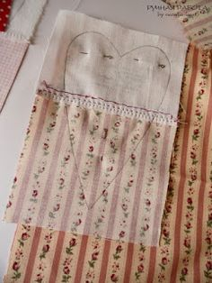 Ручная работа by natulja-best: Как сшить идеальное сердечко \ How to sew a perfect heart