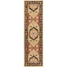 Middleton Mia Burgundy (Red) 2 ft. 3 in. x 10 ft. Indoor Rug Runner