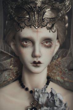 Fan art of Ringdoll Lucifer  From Sun Jianguo 4 by Ringdoll.deviantart.com on @DeviantArt