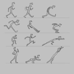 Body language can tell really a lot about a person. Exercises in body postures by Bane Stojanovski.