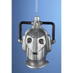 Doctor Who K9 plastique Figure Hanging Kurts Alder Noël Ornement