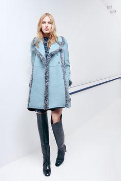 Rebecca Taylor, Осень-зима 2015/2016, Ready-To-Wear, Нью-Йорк