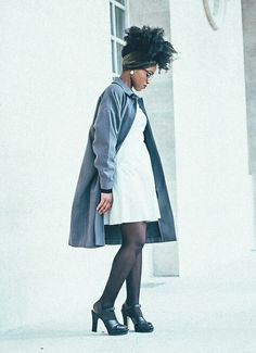 ecstasymodels:  Light  Dress and bag Zara Shoes: Jonak Head… Visit GimmeYourStyle.com for more:)