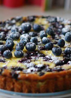 Low FODMAP & Gluten free Recipe - Baked blueberry cheesecake… Gluten Free Deserts, Gluten Free Cakes, Foods With Gluten, Keto Foods, Fodmap Dessert Recipe, Fodmap Recipes, Dessert Recipes, Drink Recipes, Low Fodmap