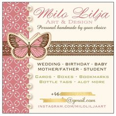 I'm thinking of making new visit cards. Maybe like this. But I'm not sure yet. I will try making some more different before I'm satisfied. What do you think about those? #visitcard #vistaprint #mycards #hobby #hobbie #sellingcards #cardsforsale #buymyart #ordermyart #scrapbooking #miloliljaart #scraptop #masterpiece #artist #instaart #art