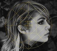 Cœur de pirate: can't get enough of this french singer, and her new album. Best drawing soundtrack.