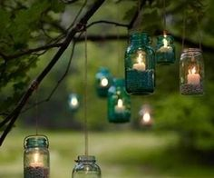 I want to hang these from my to be patio tree :)