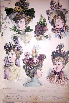 April 1895 Journal des Demoiselles