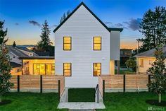 $995K Seattle Shaker Brings Simple Form to Modern Era - On The Market - Curbed Seattle
