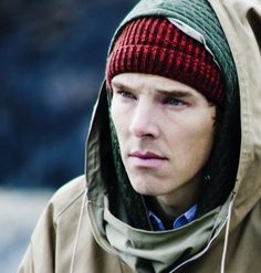 "Benedict Cumberbatch in the 2010 movie, ""Third Star""  The most heartbreaking and bittersweet movie I've seen in a long time <3 This is what a real film is supposed to be <3 Adding to my must watch list then."