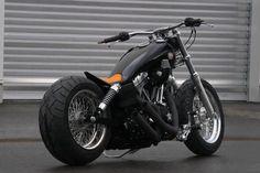Harley Davidson News – Harley Davidson Bike Pics Bobber Custom, Custom Choppers, Custom Harleys, Custom Motorcycles, Custom Bikes, Motos Bobber, Bobber Bikes, Bobber Motorcycle, Bobber Seat