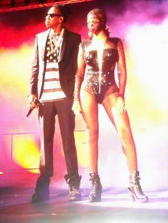 OTRTour Beyoncé & Jay Rogers Centre Toronto 09.07.2014