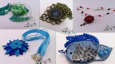 several pendants