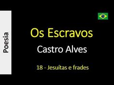Jesuítas e frades  - Castro Alves  | Poema